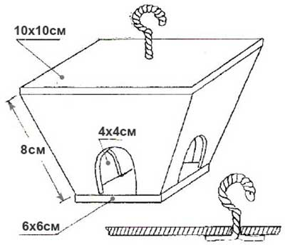 Как сделать обувницу своими руками чертеж