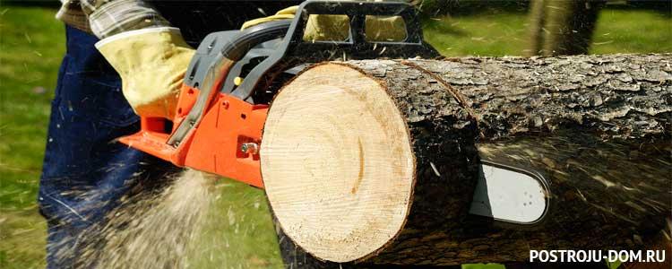 Козлы для распиловки дров бензопилой чертеж
