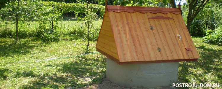 Как сделать колодец на даче и у дома своими руками из бетонных колец: Пошаговая инструкция- схема, чертежи и Фото